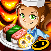 Cooking Dash 2016 иконка