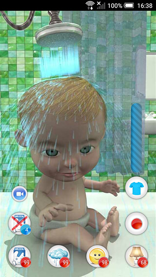 My Baby: Virtual Pet скриншот 2