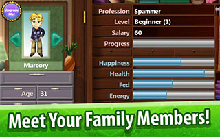 Virtual Families 2 скриншот 1