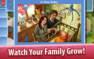 Virtual Families 2 скриншот 2