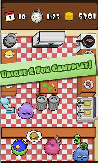 Moy: Restaurant, Cooking Game скриншот 2