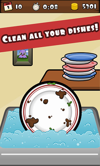 Moy: Restaurant, Cooking Game скриншот 3