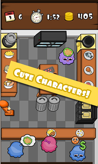 Moy: Restaurant, Cooking Game скриншот 4