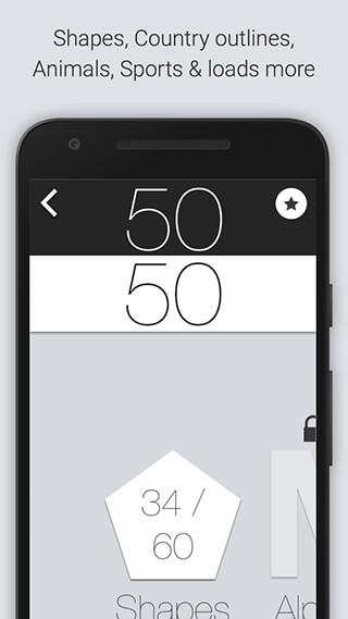 50 50: Addictive Slicing Game скриншот 4