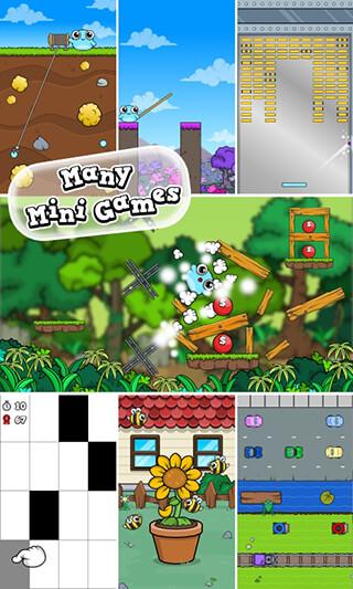 Meep: Virtual Pet Game скриншот 3