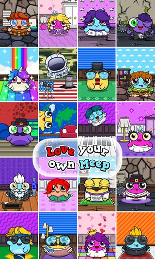 Meep: Virtual Pet Game скриншот 4