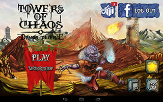 Towers Of Chaos: Demon Defense скриншот 1