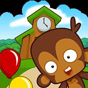 Блунс: Город обезьян (Bloons: Monkey City)