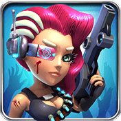 Apoc Wars: Clash Of Zombies иконка