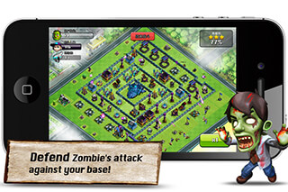 Apoc Wars: Clash Of Zombies скриншот 2
