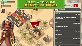 Tribal Rivals скриншот 3