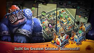 Clash Of Mafias скриншот 2