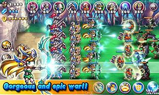 Empire Vs Orcs скриншот 1