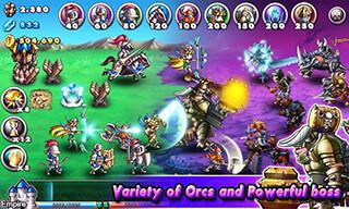 Empire Vs Orcs скриншот 3