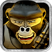 Battle Monkeys Multiplayer иконка