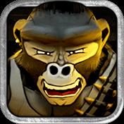 Battle Monkeys Multiplayer иконка