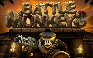 Battle Monkeys Multiplayer скриншот 1
