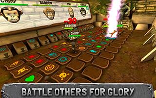 Battle Monkeys Multiplayer скриншот 2