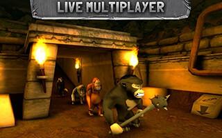 Battle Monkeys Multiplayer скриншот 3