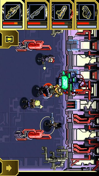 Cyberlords: Arcology Free скриншот 1
