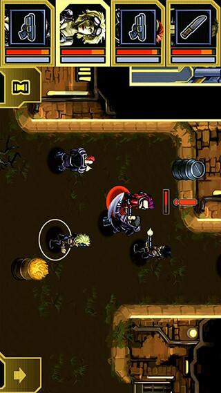 Cyberlords: Arcology Free скриншот 2