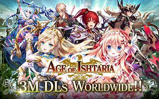 Age Of Ishtaria: A Battle RPG скриншот 1