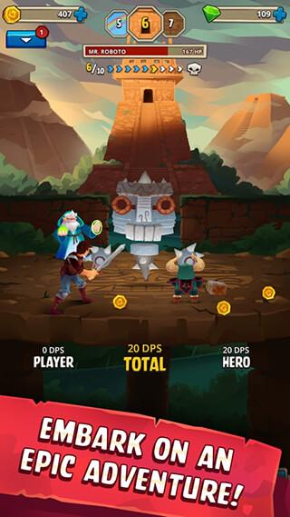 Slash Mobs скриншот 2