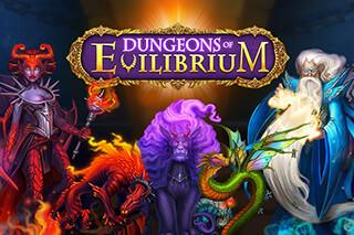 Dungeons Of Evilibrium RPG скриншот 1