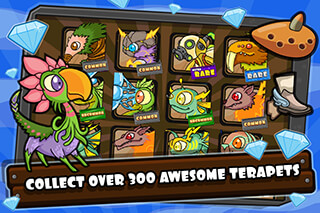 Terapets 2: Train Monsters Camp скриншот 1