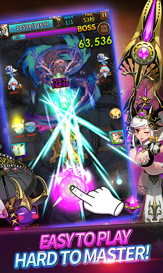 Dragon Heroes: Shooter RPG скриншот 2