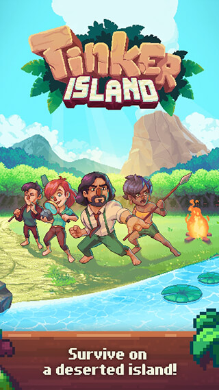 Tinker Island скриншот 1