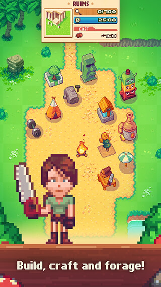 Tinker Island скриншот 2