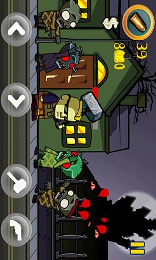 Zombie Village скриншот 1