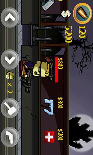 Zombie Village скриншот 2