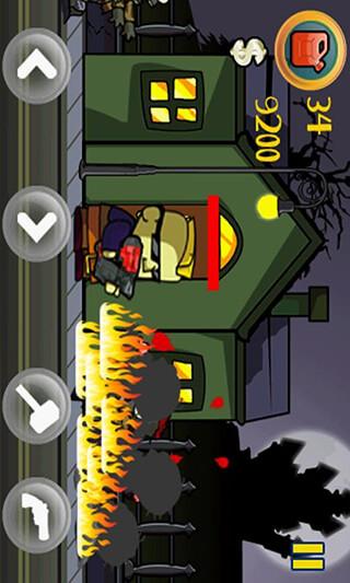 Zombie Village скриншот 3