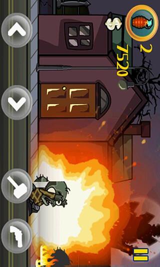 Zombie Village скриншот 4