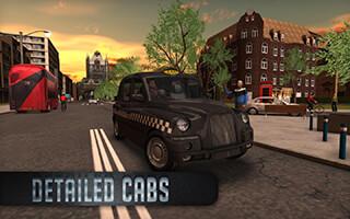 Taxi Sim 2016 скриншот 2