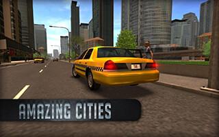 Taxi Sim 2016 скриншот 3