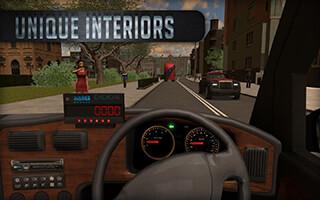 Taxi Sim 2016 скриншот 4