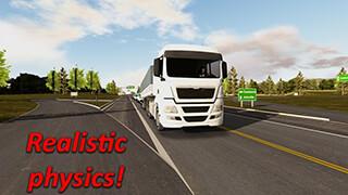 Heavy Truck: Simulator скриншот 1