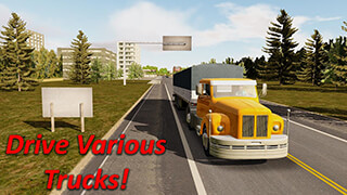 Heavy Truck: Simulator скриншот 2