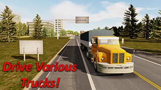 Heavy Truck: Simulator скриншот 2