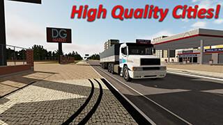 Heavy Truck: Simulator скриншот 4