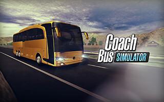 Coach Bus Simulator скриншот 1