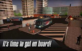 Coach Bus Simulator скриншот 2