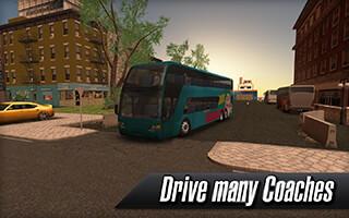 Coach Bus Simulator скриншот 3