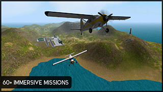 Avion Flight Simulator 2015 скриншот 1