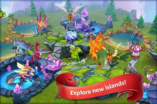 Dragons World скриншот 1