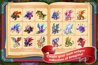 Dragons World скриншот 2