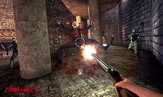 Zombie Waves 3D скриншот 2
